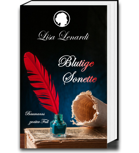 Cover Blutige Sonette
